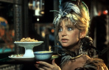 Goldie Hawn In 'Protocol'
